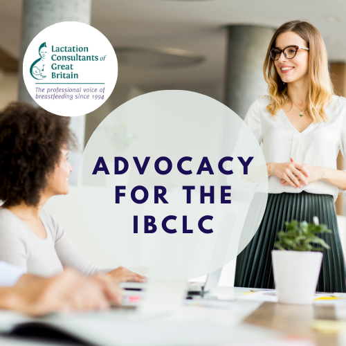 Advocacy for the IBCLC